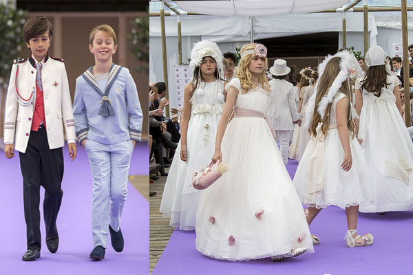 tejidos moda infantil