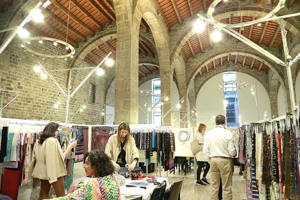 Salon textil de Barcelona