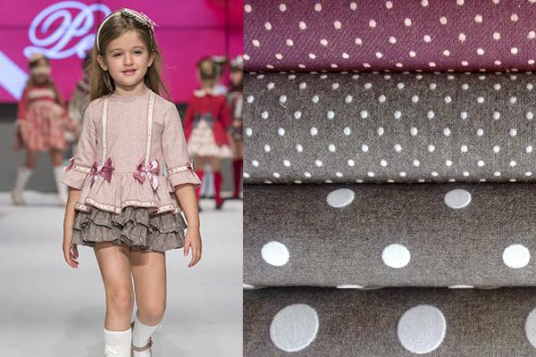 Tendencias en moda infantil: puntos
