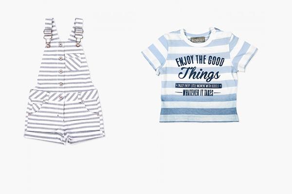 estilo navy moda infantil primavera