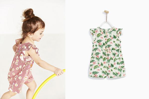 moda infantil primavera zara