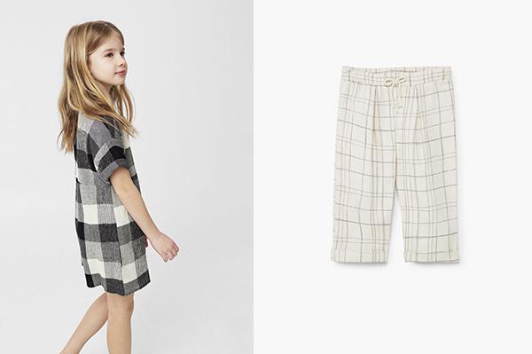 primavera moda infantil tendencia cuadros