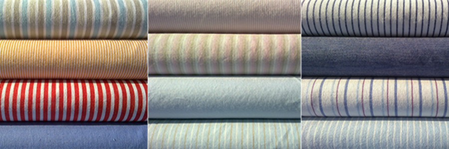 tejidos para moda infantil algodón