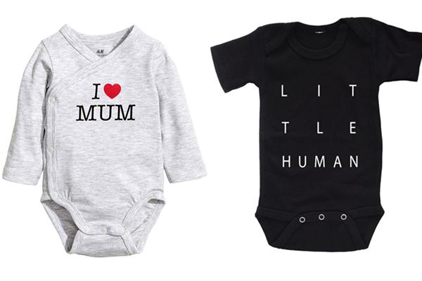 nueva tendencia de moda infantil bebés