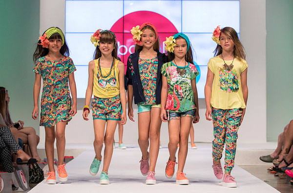 fimi summer moda infantil para primavera-verano