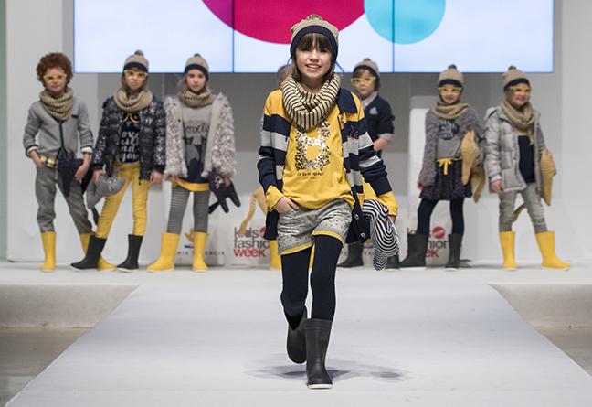 tendencia en moda infantil