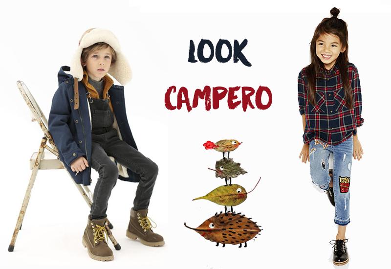 Look campero: Moda infantil