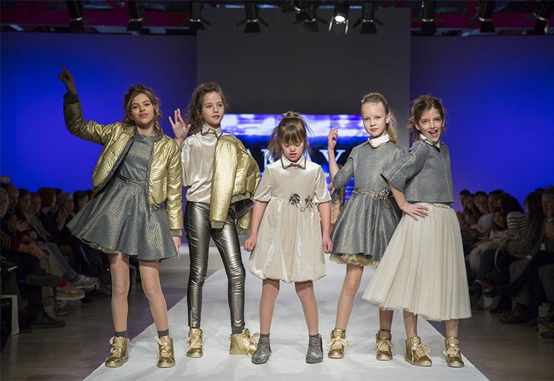Tendencias en moda infantil: Desfile FIMI