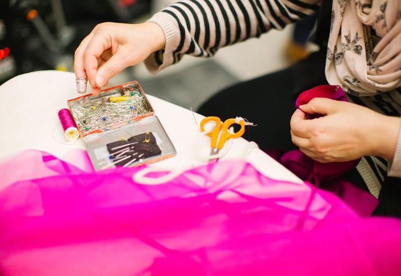 confeccionar moda infantil tejidos e ideas