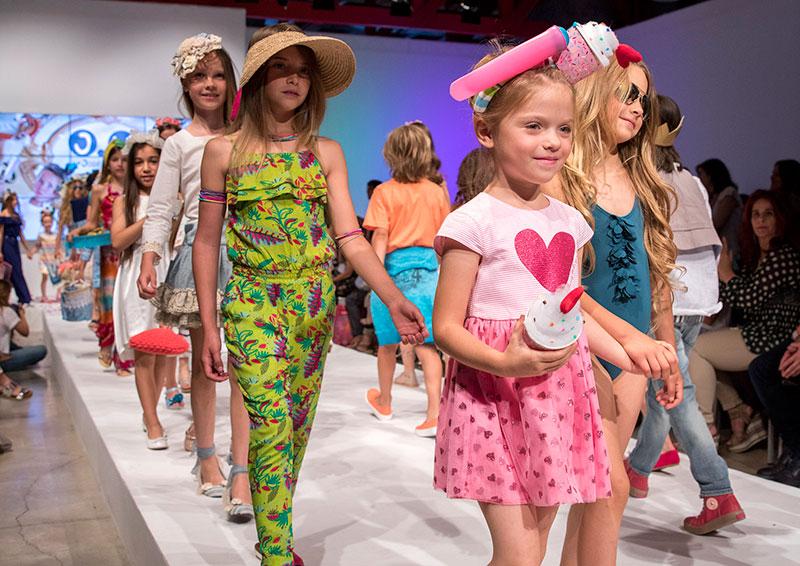 moda infantil para primavera verano fimi summer