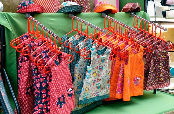 cómo cuidar la ropa de niños
