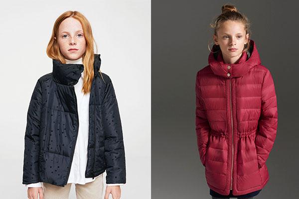 ropa para niña este invierno