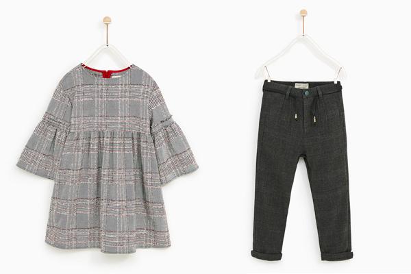 tendencias moda infantil cuadros