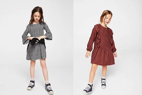 tendencias moda infantil invierno