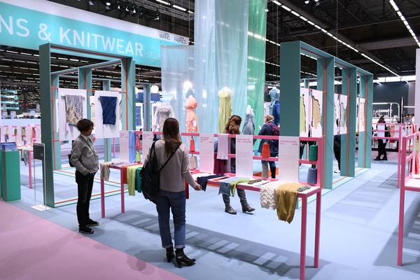 Premier vision: ferias de moda textil y su sección infantil