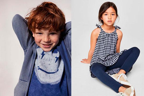 colores de moda infantil básicos