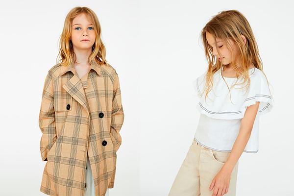 moda infantil otoño niña