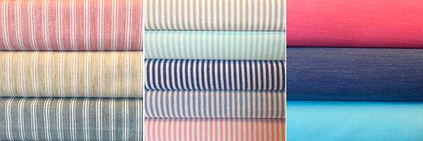 tejidos más frescos algodon