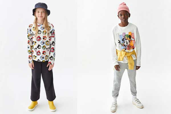 looks de vuelta al cole mickey
