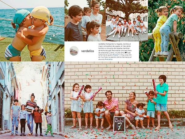 moda infantil en instagram
